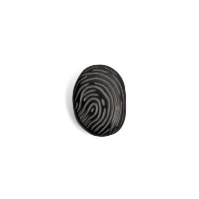 16. Koester kiezelsteen, fingerprint, 4.5 cm, € 375
